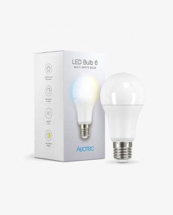 Aeotec Led bulb white